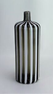 Murano Glass Decanter Venini Italia 86