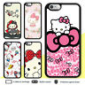 iPhone 7 7 Plus 6s 6 Plus Case Hello Kitty Print Cover for Apple SE 5 5s 5c 4 4s