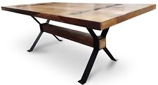 Magellan 2 Metre Dining Table - Comfortably seats 8