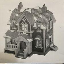 Dept 56 Snow Village® Hartford House - Brand New