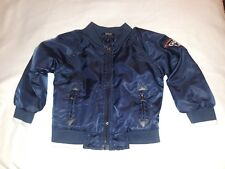 Baby Boy GUESS Bomber Jacket 18M Blue