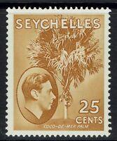 Seychelles SG# 141 -  Mint Light Hinged - 090515