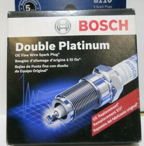 New box(4) Bosch 8110 Spark Plug