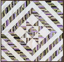 CLOVER MEADOW Quilt Kit - Moda Fabric + Quilt Pattern