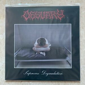 "OSSUARY Supreme Degradation 12"" EP"