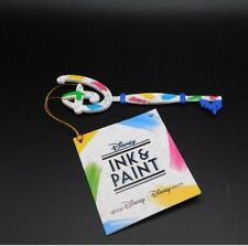 Disney Shop Store Ink & And Paint Key! Authentic Exclusive US SELLER! *IN HAND*