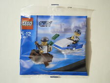 Lego Bagged Toy ; 30227 City Harbour Police & Criminal. 2014. Unopened/Unused