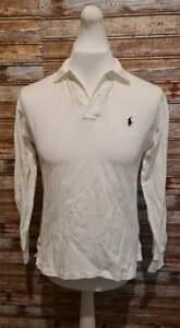 Vintage Men's Ralph Lauren Polo Long Sleeve Shirt Size 170 / S