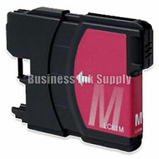 1 MAGENTA New LC61 Ink Cartridge for Brother MFC-495CW MFC-J410W MFC-295CN LC61M