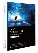 DxO OpticsPro 11 Essential Edition Lizenz - besser als Lightroom Windows / Mac