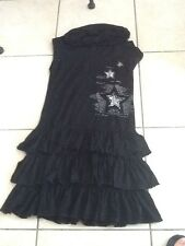 robe noire 14 ans