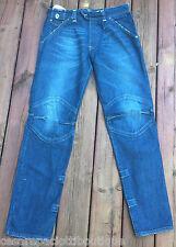 Authentic Belstaff Black Prince Mot-On Professional Jeans Pants Denim EU 33