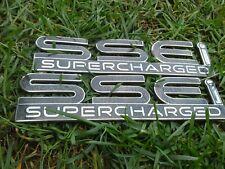 2000-2005 PONTIAC BONNEVILLE SSEI SUPERCHARGED L&R EMBLEM