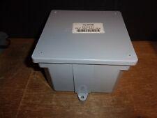 "Cantex 5133710 Electrical Box PVC 6-3/4"" x 6-3/4"" x 4-1/8"" Watertight Enclosure"