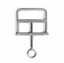 Stainless Steel Scrotum Ball Weight Stretcher Testicle Squeeze Restraint