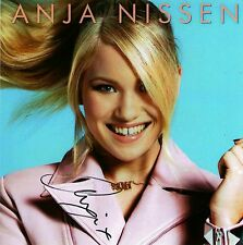 ANJA NISSEN SIGNED Self Titled Debut CD *New/Sealed* Autographed The Voice 2014