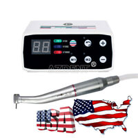 Dental NSK Style Brushless LED Electric Micro Motor / 1:5 Increasing Handpiece
