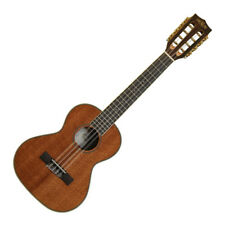 Kala KA-8 Acoustic 8 string Tenor Ukulele, Natural Satin Mahogany