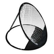 "20"" Pop Up Golf Chipping Pitching Practice Net Hitting Cage Training Aid Tools"
