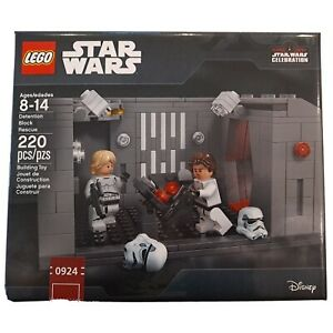 Star wars Lego Celebration # 924 Detention Block Rescue Mint Orlando release