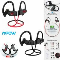 Mpow Flame2 Wireless Bluetooth 5.0 Earbuds Headphone Sport Bass stereo Earphones