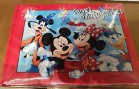 CARNET AUTOGRAPHES 2 PARCS Disneyland Paris
