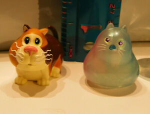 2 Soul Minis Cat Figures: Mr. Mittens Earth & Soul Mittens Disney Pixar 2019