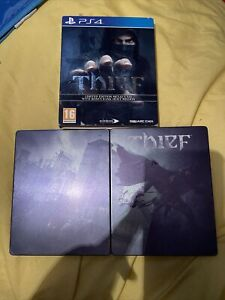 PS4 Game - THIEF Limited Steelbook Edition
