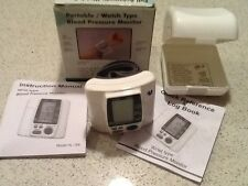 Wrist Type Blood Pressure Monitor Model HL 168B