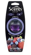 Scents Auto Expressions Vent Oil Clip Car AC Air Freshener Wildberries Scent