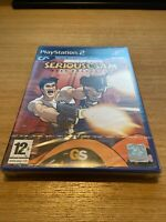 PS2 Serious Sam: Next Encounter, UK Pal,  New & Sony Factory Sealed