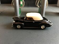 1940 FORD DELUXE CONVERTIBLE RARE 1/64 LIMITED EDITION DIECAST COLLECTIBLE