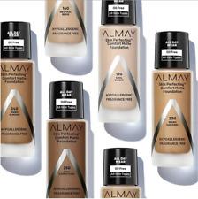 (1) Almay Skin Perfecting Comfort Matte Foundation, You Choose