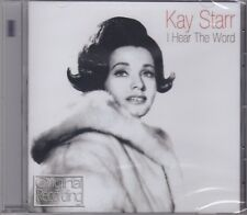 "Kay Starr ""I Hear The Word"" NEW & SEALED CD 1st Class Post From The UK"