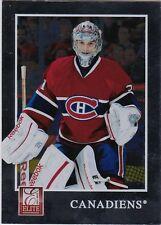 11-12 2011-12 Panini Elite Carey Price #51-Montreal Canadiens