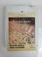 Rod Stewart Gasoline Alley Rare MC8 61264 Mercury Records Stereo 8 Track Tape
