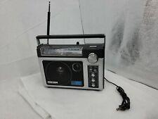 Vintage Superadio II 2 General Electric GE Long Range AM FM Super Radio 7-2885