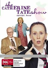 THE CATHERINE TATE SHOW=Series 1+2 = New Sealed DVD R4