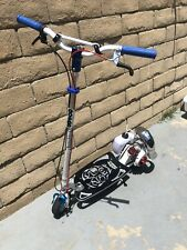 Go-Ped Sport Goped Gas Scooter G2D *Low Hours* Lots Of Upgrades Go Ped