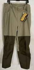 NWT Mens Browning Cross Country Pro Birds Hunt Upland Pant Size XL Khaki Olive