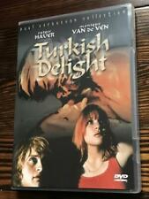 Turkish Delight (DVD) - Paul Verhoeven, Monique van de Ven, Rutger Hauer, Tonn..