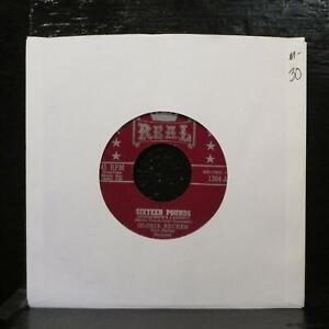 "Gloria Becker – Sixteen Pounds/Adios To Mexico City Mint- 7"" Vinyl 45 Real 1304"