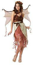 InCharacter Forest Faerie Women's Halloween Costume Medium NEW Fairy