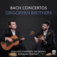 Grigoryan Brothers Adelaide Symphony Orchestra Bach Concertos CD