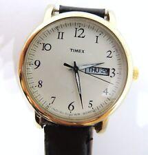 Timex Quartz, Indigo, Day/Date, Water Resistant, Watch