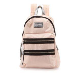 Marc for Marc Jacobs Domo Arigato Mini Packrat Nylon Backpack NWOT $395 Lt Pink