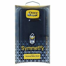 Otterbox Symmetry Series Case Sleek Case for Samsung Galaxy Note 5 Black NEW OEM