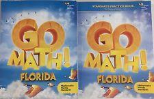 Grade 4 Go Math Mathematics Florida Standards Student & Standards Practice 2015