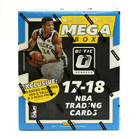 2017/18 Panini Donruss Optic Basketball MEGA BOX Factory Sealed NBA 2017-18