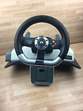 Official Microsoft XBOX 360 Racing  Replacement (Steering Wheel ONLY) + Bracket